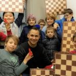 Riprende l'attività scacchistica