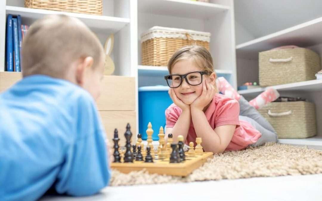 Lo dice la scienza! giocare a scacchi rende i bambini più intelligenti